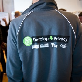 Develop for Privacy by Peter Adams