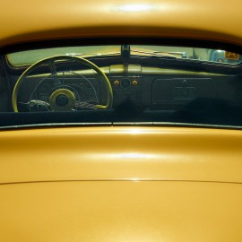 Rear View Window by Peter Adams.
