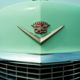 Cadillac Hood Orniment by Peter Adams.