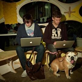 Hacking Code by Peter Adams.