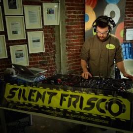 Silent Disco by Peter Adams.