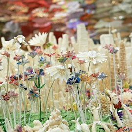 Tapigami Flowers by Peter Adams.