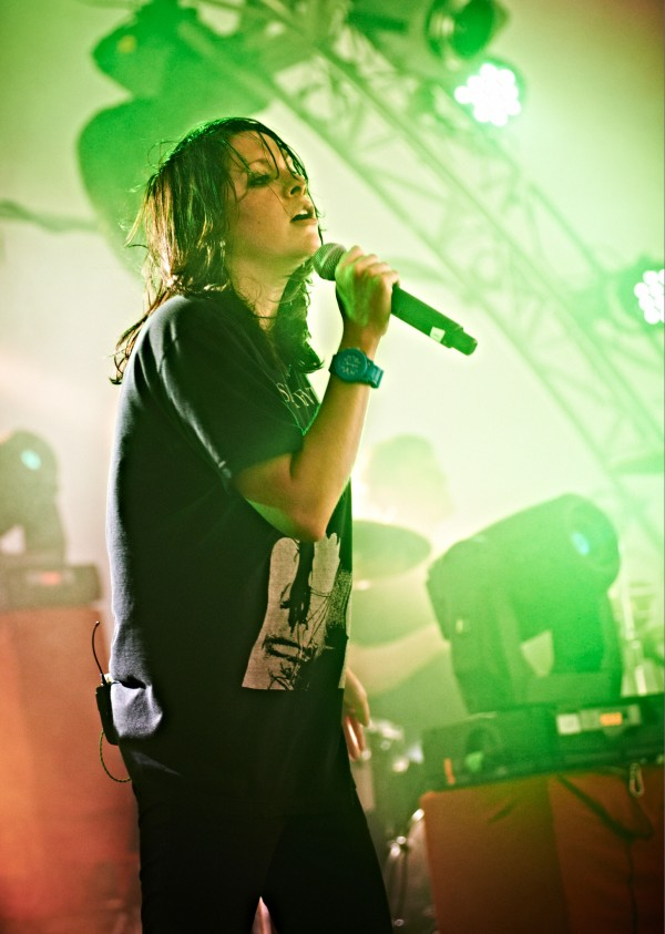 K.Flay by Peter Adams.