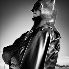 Batman / The Dark Knight by Peter Adams.
