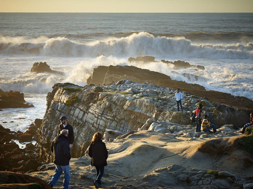 Pescadero State Beach by Peter Adams Photography.