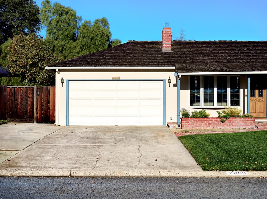 Steve Jobs' Garage by Peter Adams.