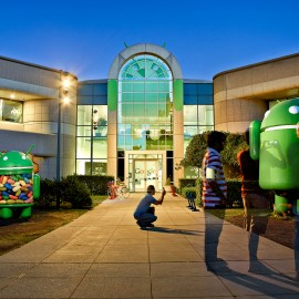 Android Sculpture Garden