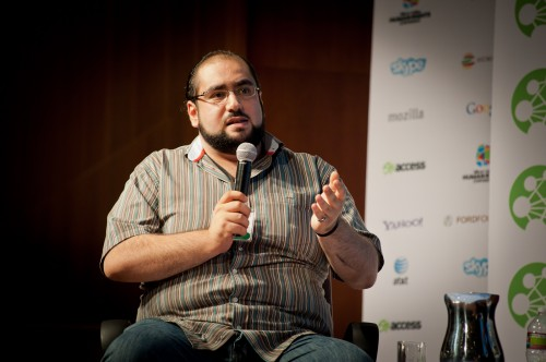 Imad Bazzi, Award Winning Lebanese - Middle-Eastern Blogger & Cyber Activist by Peter Adams