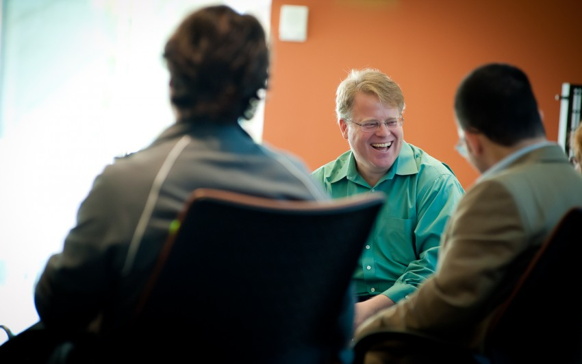 Robert Scoble, Blogger and Chief Learning Officer at Rackspace by Peter Adams