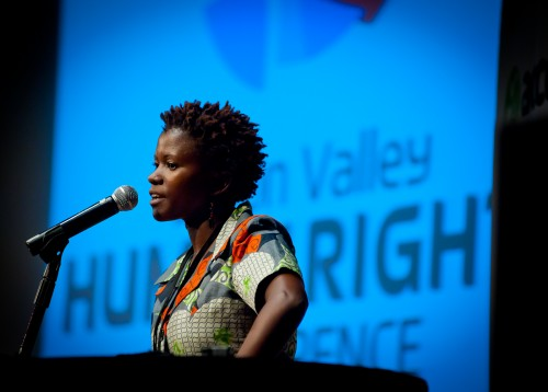 Rosebell Kagumire, Multimedia Journalist in Uganda by Peter Adams