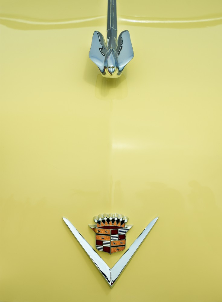 Cadillac by Peter Adams.