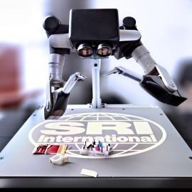 SRI Taurus Robot by Peter Adams.