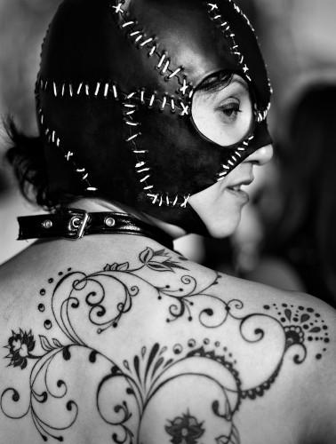 Cat Woman by Peter Adams.