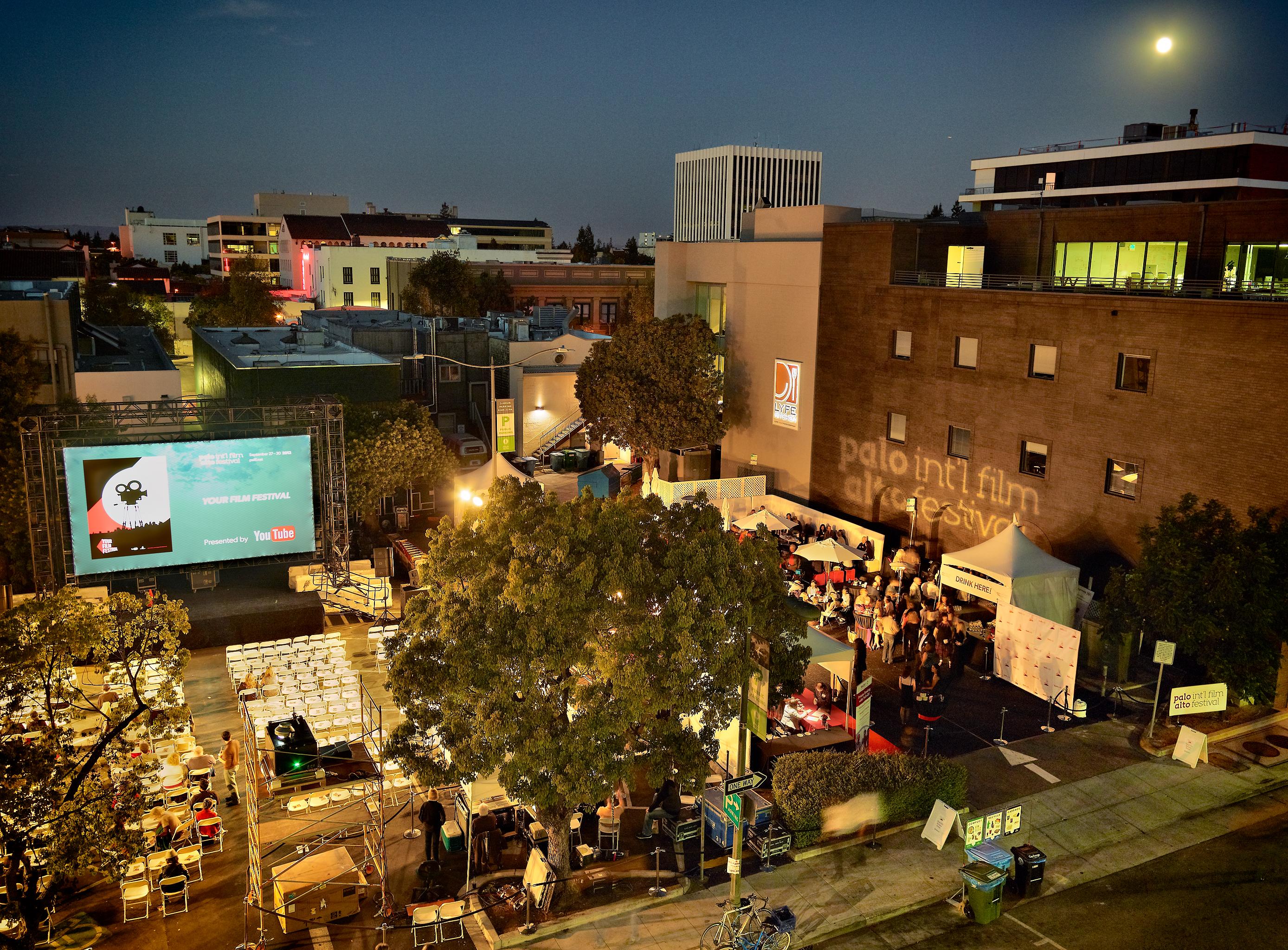 Palo Alto International Film Festival 2012 by Peter Adams.